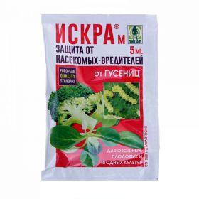 """""""Искра М"""" 5мл. против вредителей овощных и плодовых культур."""