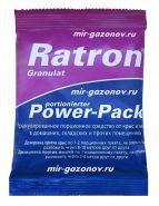 Ratron-гранулированное порционное средство от крыс и мышей.