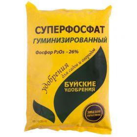 Суперфосфат гуминизированный 0,9 кг.